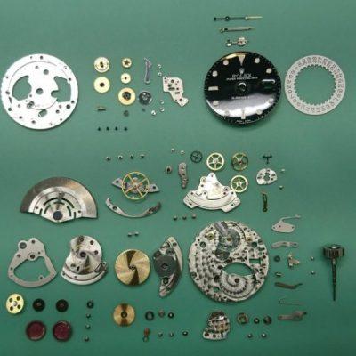 新潟でROLEXの時計修理をしたいなら豊富な経験を持ったBROOCHの時計技師におまかせ!