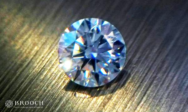 ダイヤモンドは最高の輝きに仕上げる