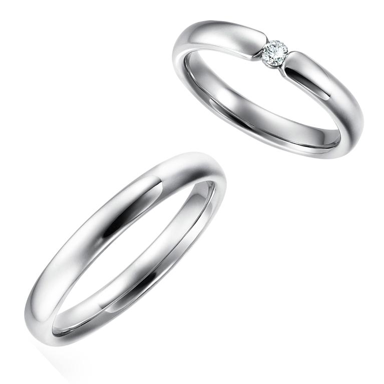 フラージャコーのブランエブランプラチナとゴールドの結婚指輪ならどっち選ぶ?迷ったらBROOCHへ