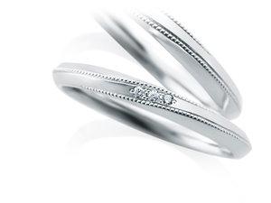 新潟で大人カワイイ結婚指輪婚約指輪マリッジエンゲージリングを探すならBROOCHで正規取扱のカフェリングCAFERINGがおすすめ