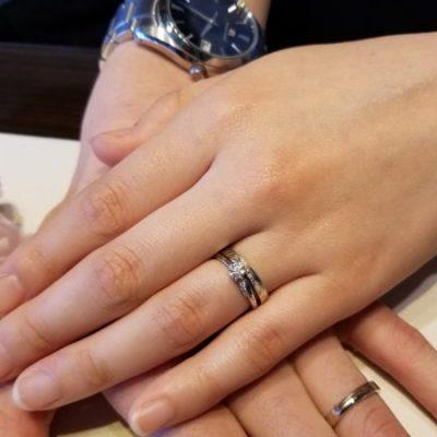新潟結婚婚約マリッジエンゲージ指輪リングBROOCHブローチブライダル結納返し腕時計俄にわかNIWAKAmokumeganeya杢目金屋日本伝統工芸