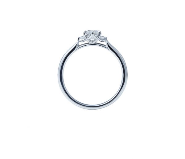 新潟で人気の結婚指輪と婚約指輪 BROOCH 俄(にわか) | NIWAKAの可憐に咲くすずらん しろすずの婚約指輪は新潟で人気