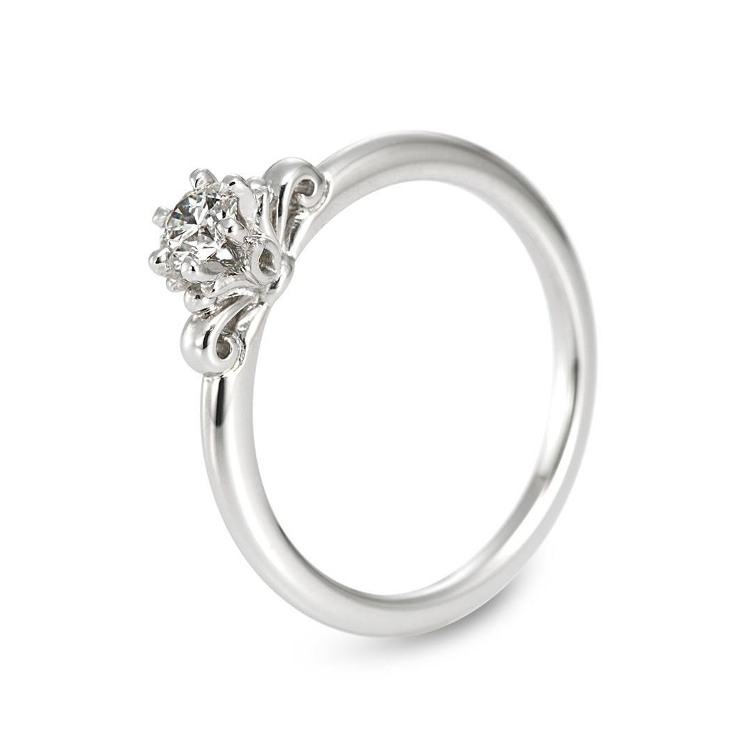 新潟 結婚指輪 婚約指輪 マリッジリング エンゲージリング K.uno ケイウノ オリジナル オーダーメイド ディズニー かわいい シンプル ダイヤモンド corolla コロッラ