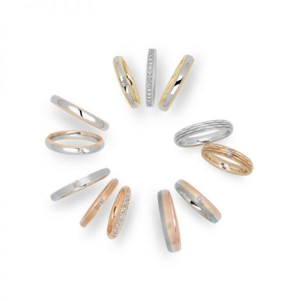 鍛造製法で作られた丈夫で着け心地の良い結婚指輪はクリスチャンバウアーがおすすめ!