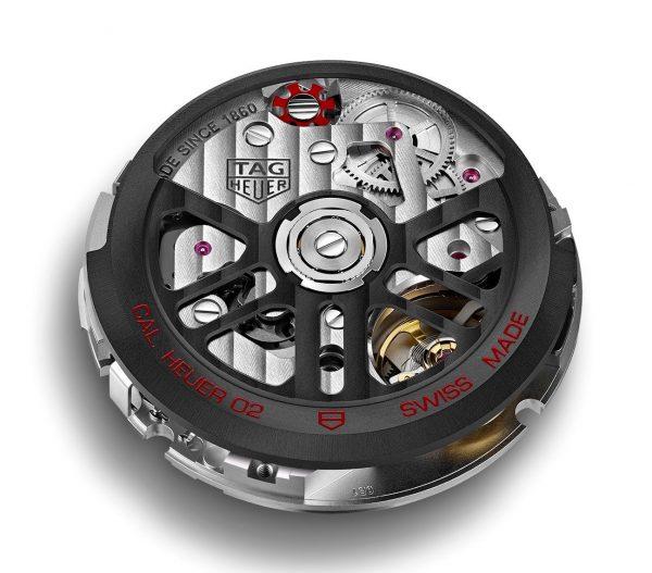 人気のスイス製の腕時計タグホイヤーの新作ホイヤー02