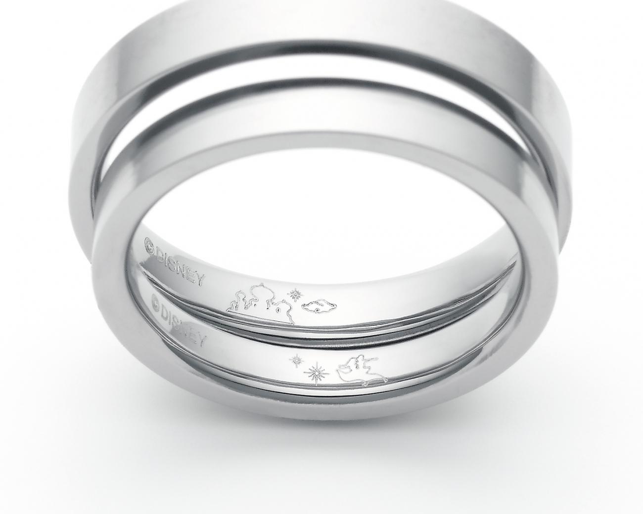 新潟 結婚指輪 婚約指輪 マリッジリング エンゲージリング ディズニー アラジン Padoma パドマ