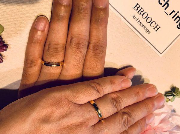 ネットで指輪を検索している時に出会った運命のブランド「Euro Wedding Bandユーロ・ウェディング・バンド」