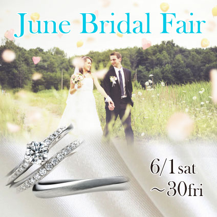 June bride Fair -2019.6-