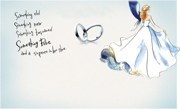 新潟 結婚指輪 婚約指輪 マリッジリング エンゲージリング Something Blue サムシングブルー シンプル ダイヤモンド かっこいい キレイ おまじない 内石 誕生石