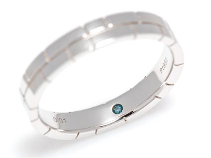 新潟 結婚指輪 婚約指輪 マリッジリング エンゲージリング BRIDGE ブリッジ プレシャスストーン 内石 誕生石 刻印