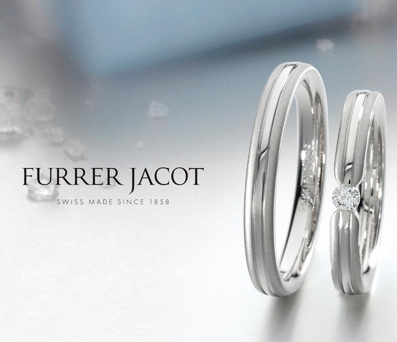 シンプルで着け心地の良い結婚指輪はフラージャコー