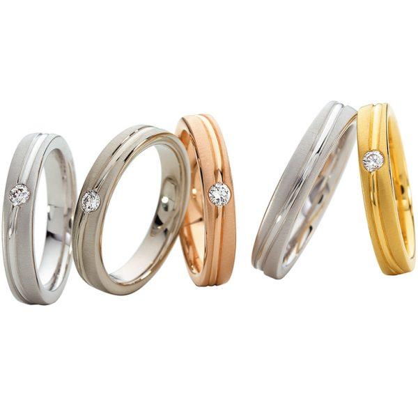 新潟結婚婚約マリッジ鍛造リング指輪BROOCHブローチフラージャコーFURRER-JACOTスイスメイドストリング