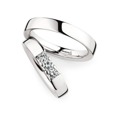 新潟 結婚指輪 婚約指輪 マリッジリング エンゲージリング シンプル 鍛造 かっこいい 丈夫 クリスチャンバウアー CHRISTIAN BAUER