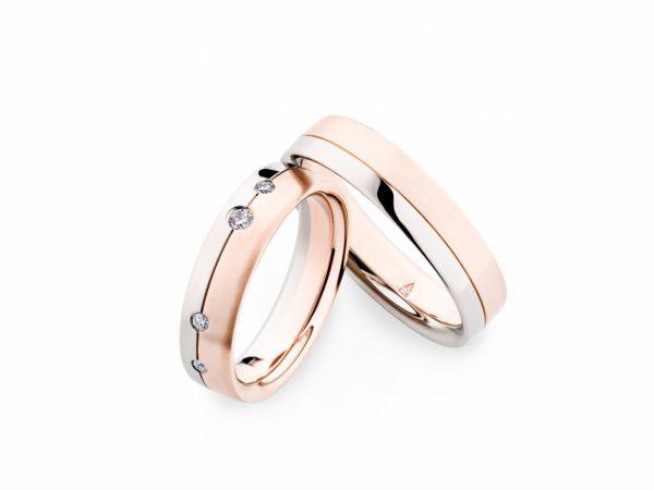 CHRISTIANBAUER(クリスチャン・バウアー)結婚指輪( マリッジリング)はドイツで ウエディングバンドと呼ばれ幅広、太め結婚指輪の定番デザインとなっている