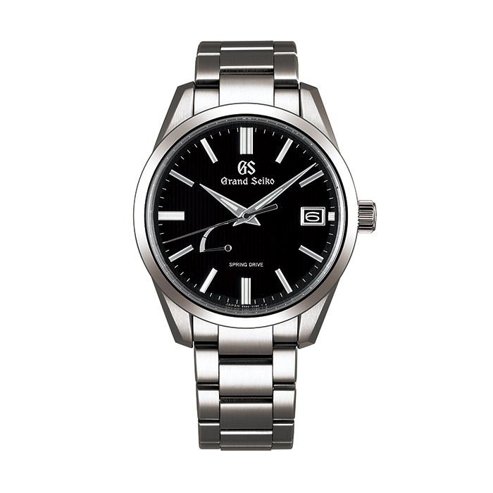 グランドセイコー魅力に迫るシンプルでハイブリットな腕時計はスプリングドライブ