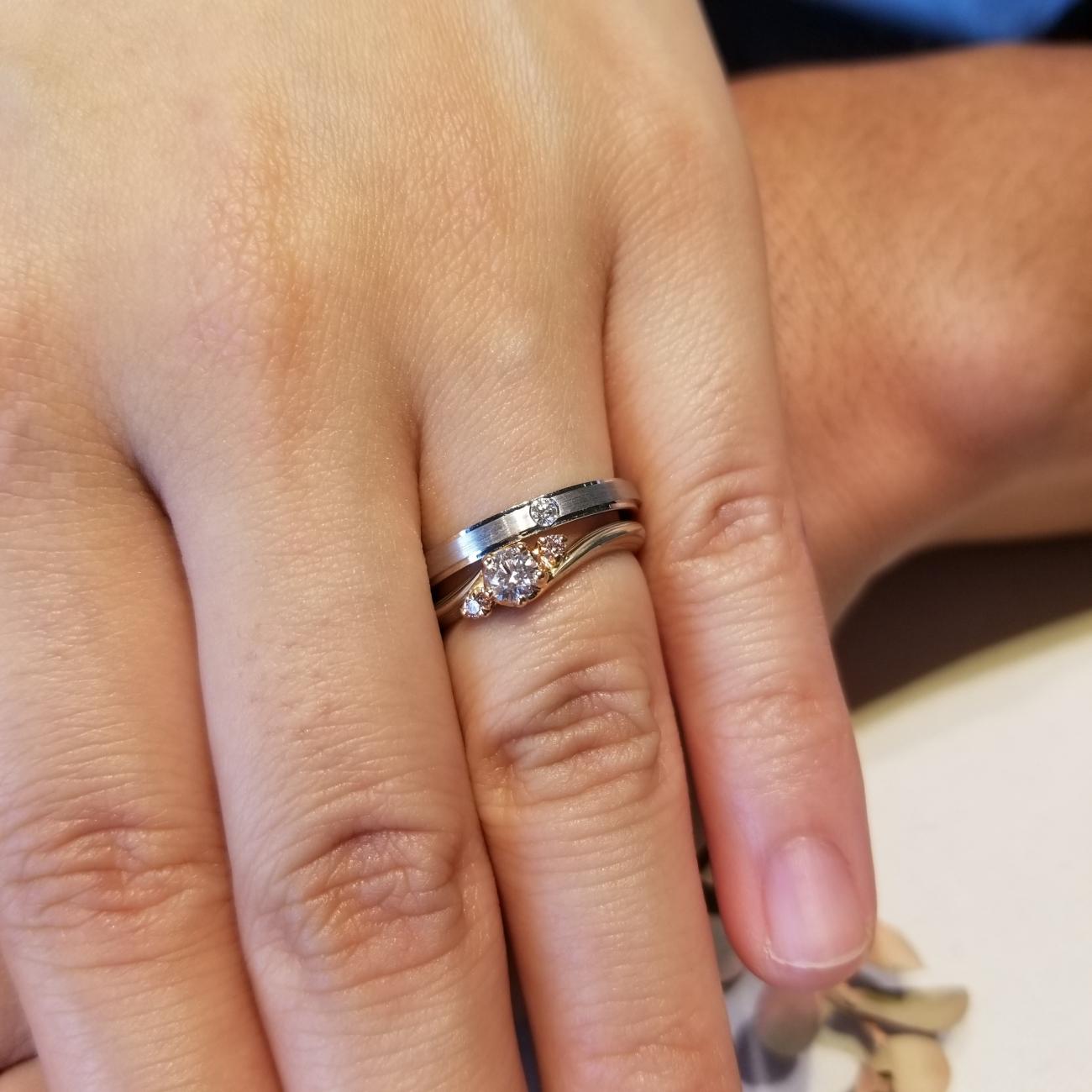 新潟結婚婚約マリッジエンゲージクリスチャンバウアードイツ鍛造マイスターBROOCHブローチ0273677-030290-003/0241622杢目金屋