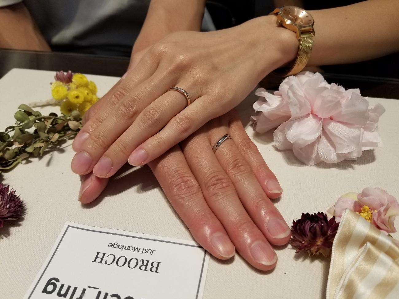 新潟結婚婚約指輪マリッジエンゲージリングブライダル花嫁TASAKI田崎タサキインフィニタサクラゴールドダイヤモンドBROOCHブローチ