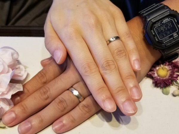 唯一無二の「和」の結婚指輪、杢目金屋が魅力的だった!!