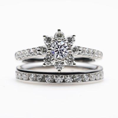 新潟 結婚 婚約 エンゲージ アニバーサリー ダイヤモンド ゴージャス キラキラ アントワープブリリアント 銀座 BROOCH ブローチ