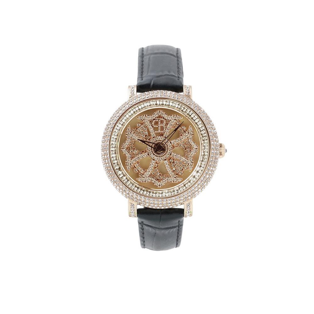 芸能人御用達の話題のきらきらくるくる腕時計はBRILLAMICOブリラミコ!新潟で取扱いはブローチだけ!