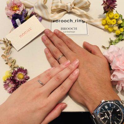 新潟 結婚指輪 婚約指輪 マリッジリング エンゲージリング ノクル グランドセイコー