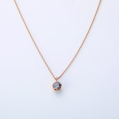 flower Dia necklace