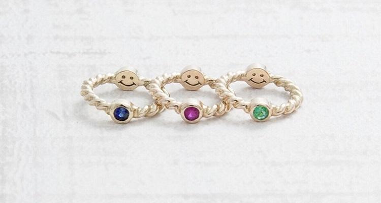 新潟の結婚指輪・婚約指輪 - BROOCHにベビーリングのNEWブランドが登場!「UMBILICAL CORD」
