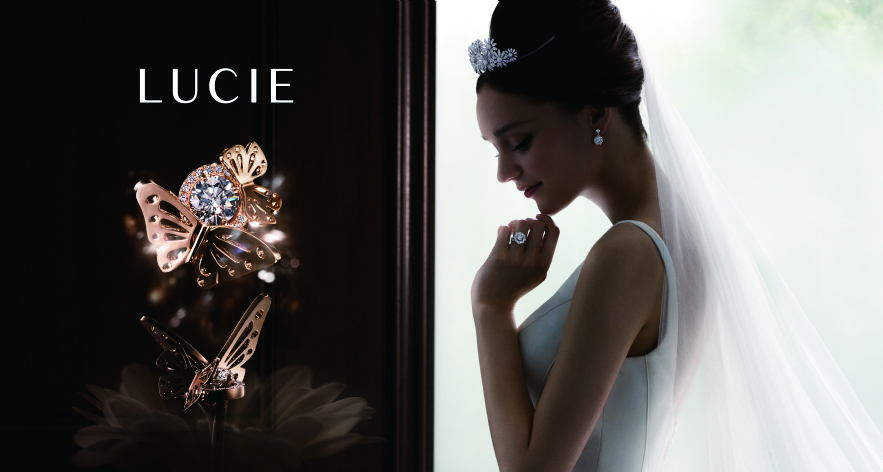 新潟市でアンティーク調の婚約指輪(エンゲージリング)や結婚指輪(マリッジリング)をお探しならBROOCHブローチのルシエがおすすめです