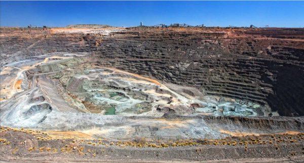 ボツワナ産の最高級ダイヤモンドの産地ジュワネング鉱山