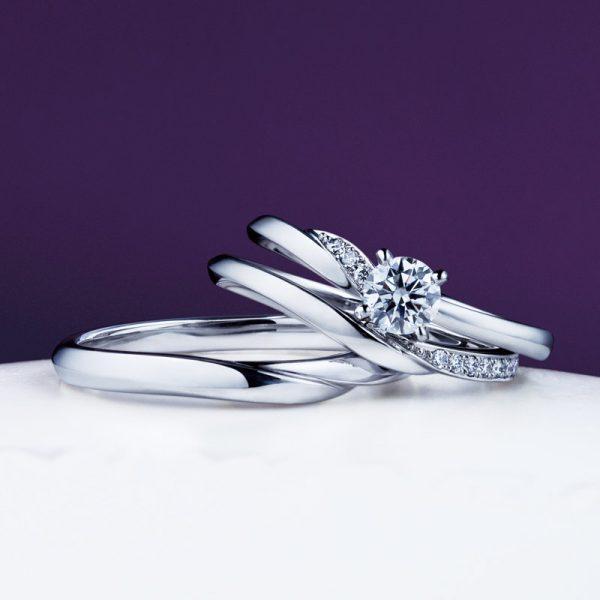 新潟で人気の結婚指輪と婚約指輪 BROOCH 俄(にわか) | 「結婚」の記念として相応しいオシャレジュエリーNIWAKAのエンゲージリングとマリッジリング