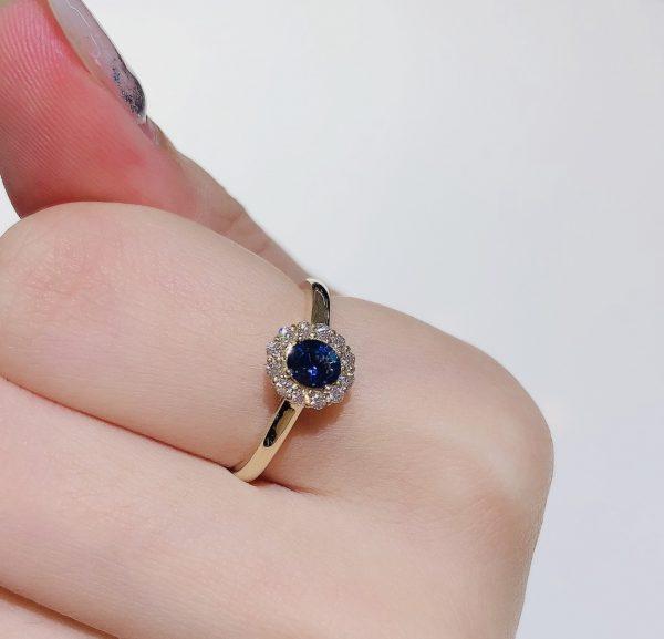 9月の誕生石サファイヤの魅力について色石や誕生石が好きなら新潟でサファイアを探す