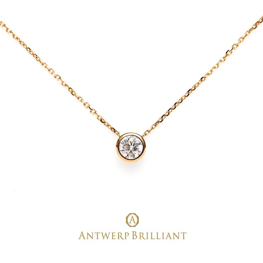 アニバーサリーダイヤモンドネックレス