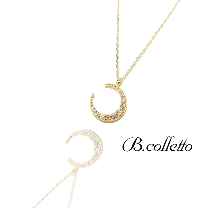 MOON NECKLACE(ムーンネックレス)