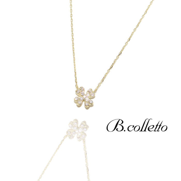 ClOVER NECKLACE(クローバーネックレス)