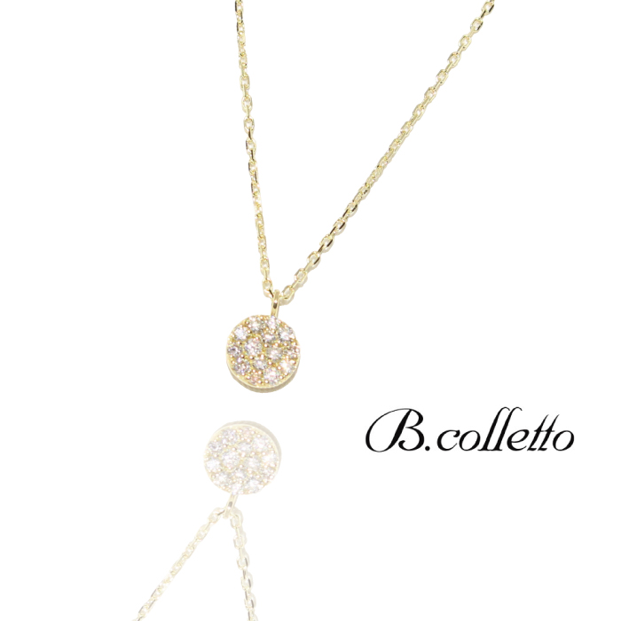 CIRCLE NECKLACE(サークルネックレス)