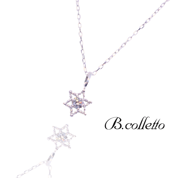 STAR NECKLACE(スターネックレス)