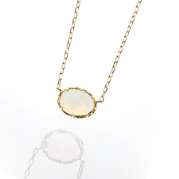 OPAL NECKLACE(オパールネックレス)