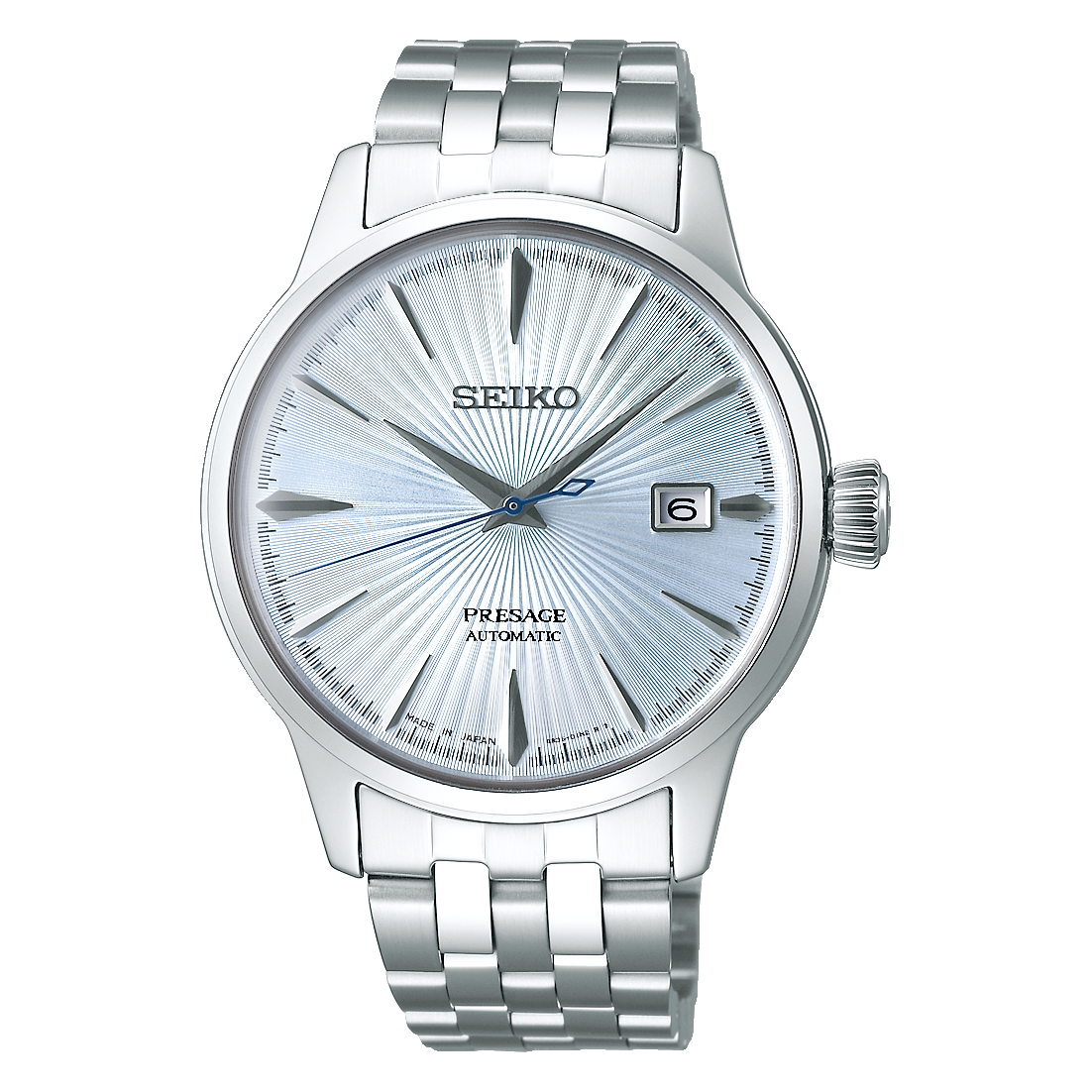 セイコー(SEIKO)プレサージュは男性に人気の腕時計