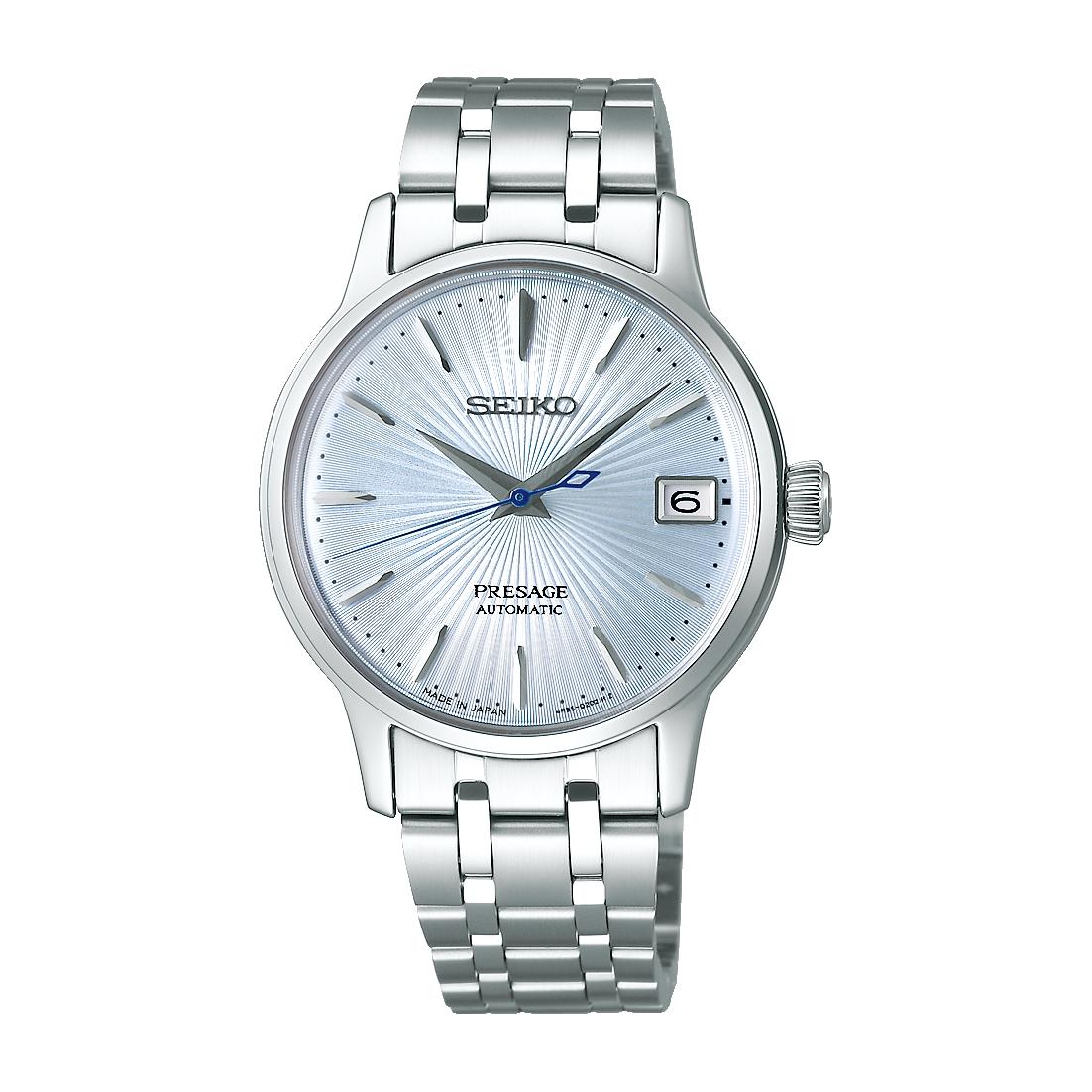 セイコー(SEIKO)プレサージュはペアウォッチで人気の腕時計