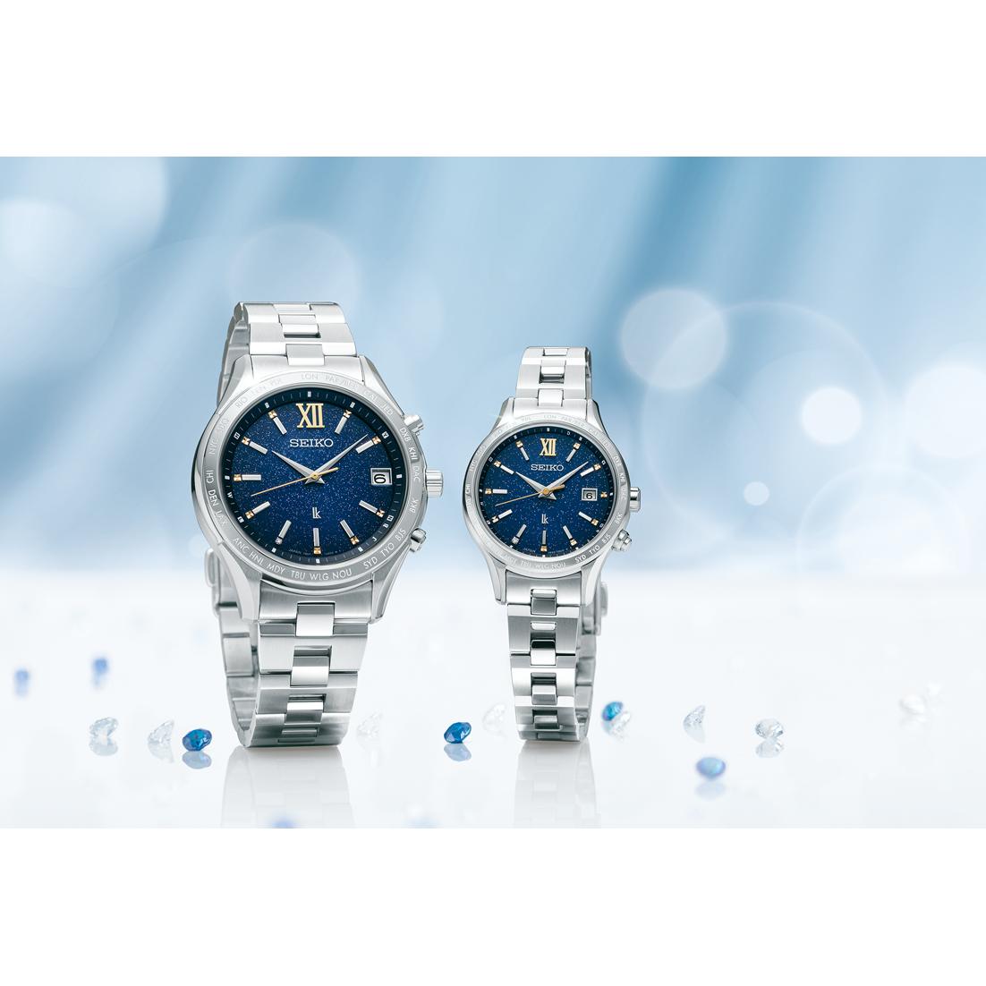 セイコー(SEIKO)ルキアの限定シリーズは数量限定の人気腕時計