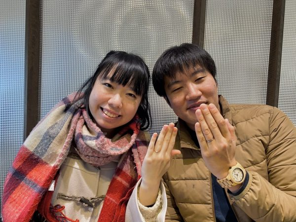 指輪のイメージが奥様にピッタリ!NIWAKA(にわか)の「雪佳景」(せっかけい)