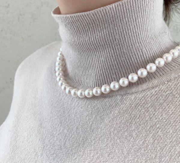 花珠パールをたくさん取り揃えた宝石専門店のBROOCH(ブローチ)