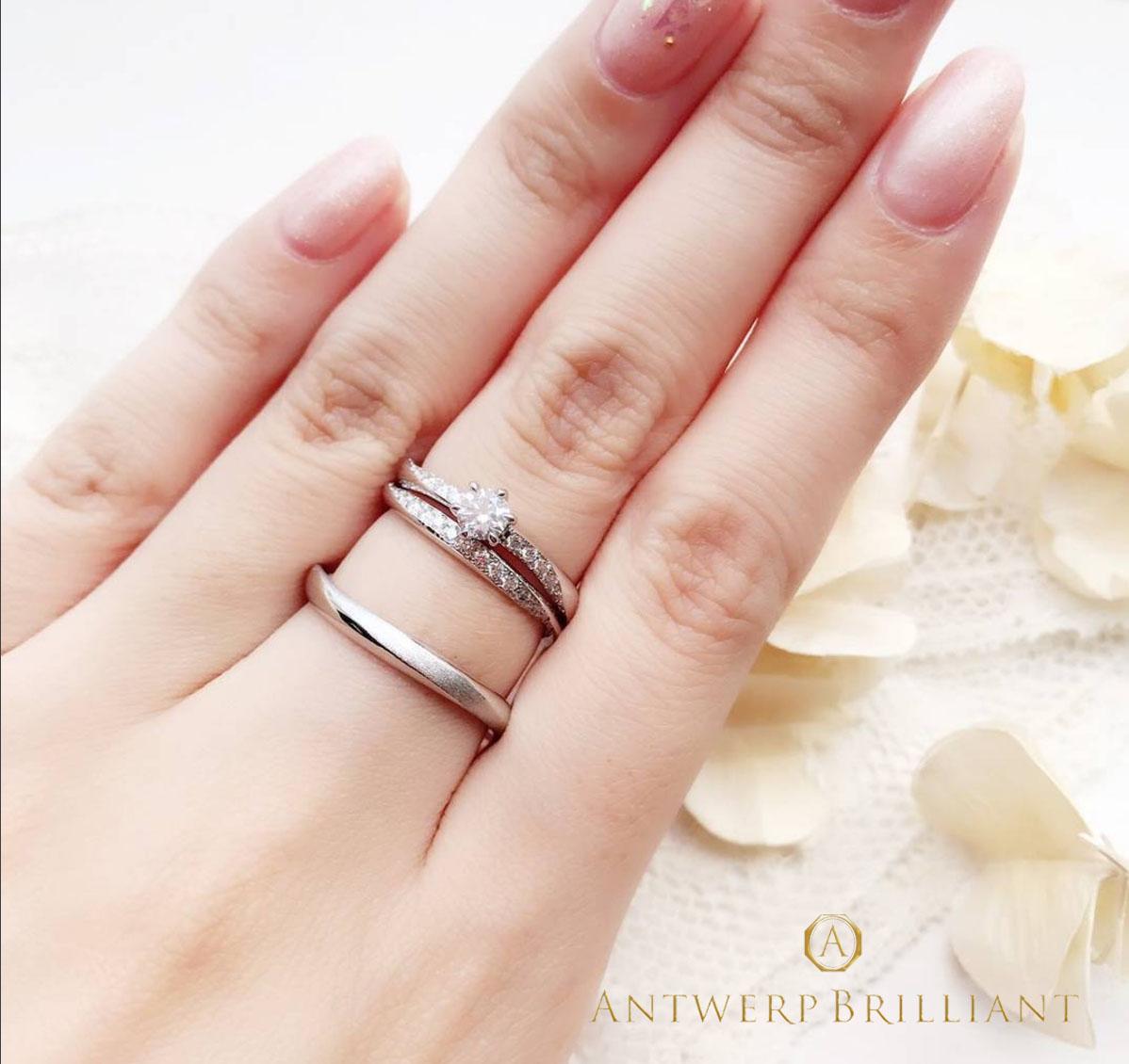 新潟で結婚指輪を探すならBROOCH