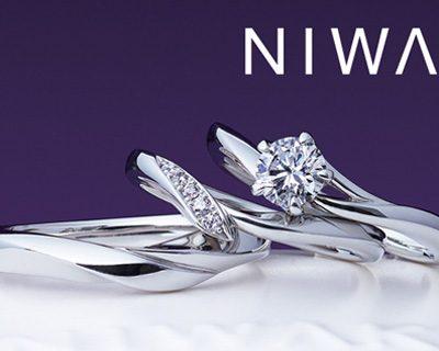 俄(にわか)正規取扱店はBROOCH(ブローチ)ひとつひとつに和の名前が付けられたこだわりのエンゲージリング(婚約指輪)マリッジリング(結婚指輪)がそろう
