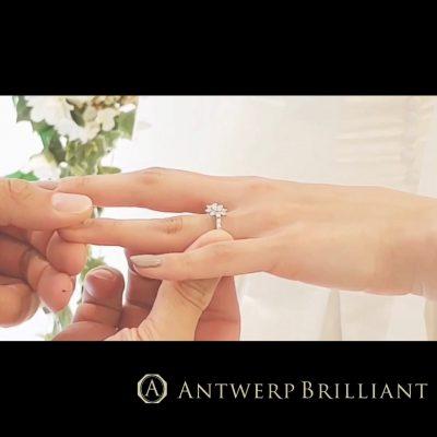 結婚式で婚約指輪も使いたい