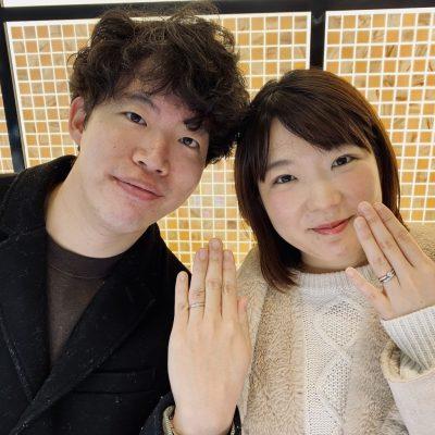 新潟で結婚指輪を探すならブローチ