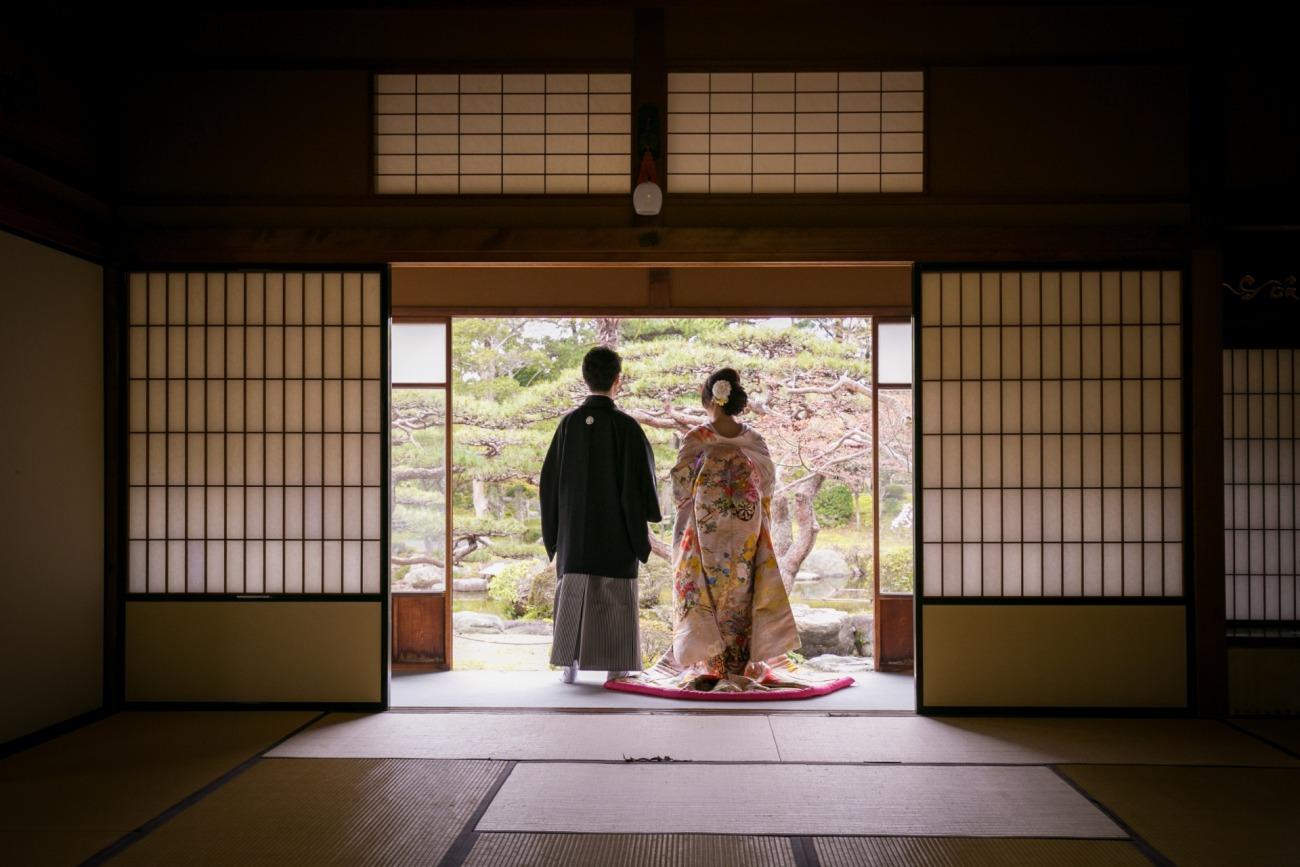 新潟で人気の結婚指輪(マリッジリング)と婚約指輪(エンゲージリング) BROOCH 俄(にわか) | オシャレジュエリーNIWAKAの誕生の地、1200年の歴史の街、古都・京都へ想いを馳せる