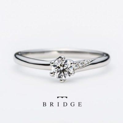 新潟でプロポーズするならBRIDGEの婚約指輪がオススメ
