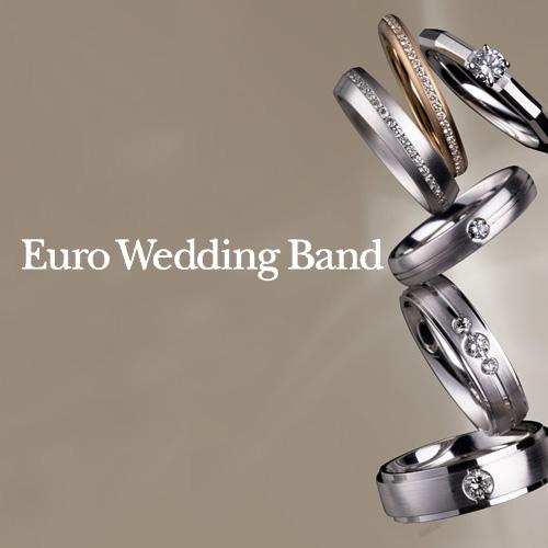 Euro Wedding Band プラチナキャンペーン 2021
