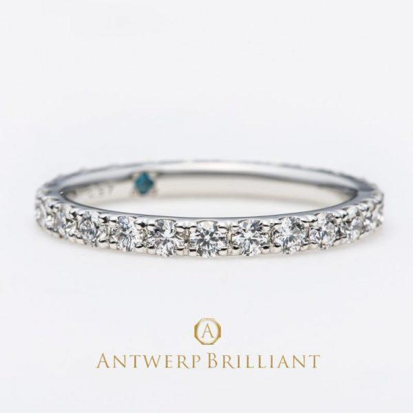 新潟でダイヤモンドが美しいエタニティリングを探すならBROOCH(ブローチ)へ